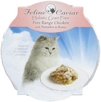 Zeigler's Distributor Inc Feline Caviar Chicken/Pumpkin Cat Food 18pk