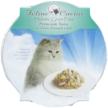 Zeigler's Distributor Inc Feline Caviar Premium Tuna/Cheese Cat Food 18pk