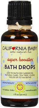 California Baby Essential Oil Bath Drop - Super Booster - 1 oz