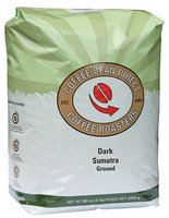 Coffee Bean Direct Dark Sumatra Ground Coffee