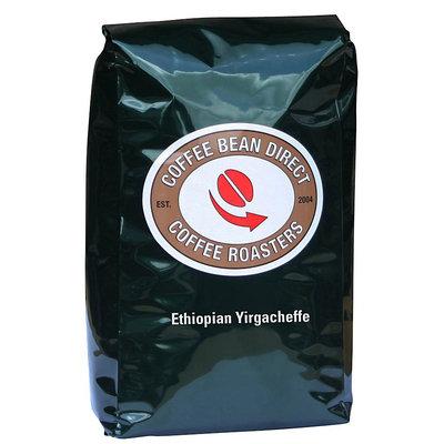 Coffee Bean Direct Green Ethiopian Yirgacheffe, Whole Bean