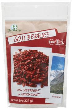 Natierra Natural Raw Goji Berries