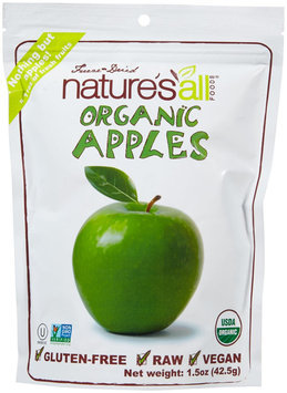 Natures All Nature's All Foods Organic Freeze Dried Fruit - Apple - 1.5 oz