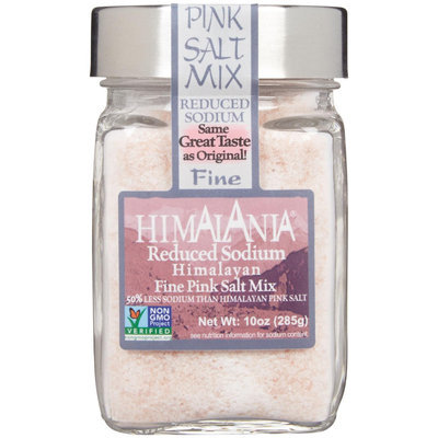 Himalania Fine Pink Salt Mix Reduced Sodium - 10 oz