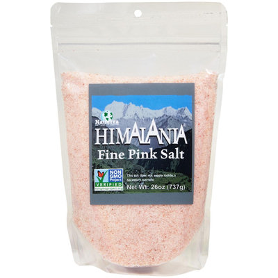 Himalania Fine Pink Salt Non-GMO 26 oz