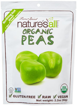 Natures All DRIED VEG, OG2, PEAS, (Pack of 12)