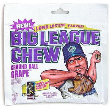 Big League Bubble Gum Ground Ball Grape