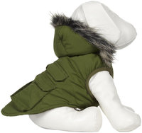 Canada Pooch Everest Explorer Dog Jacket - Green - 1 ct.