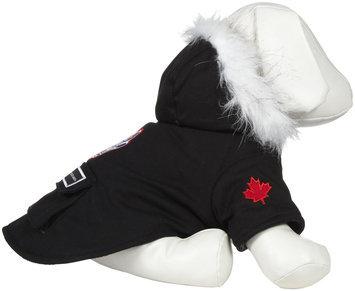 Canada Pooch Winter Wilderness Dog Jacket - Black