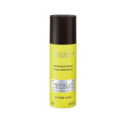 L'Occitane Cedrat Spray Deodorant