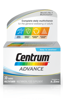 Centrum® Advance