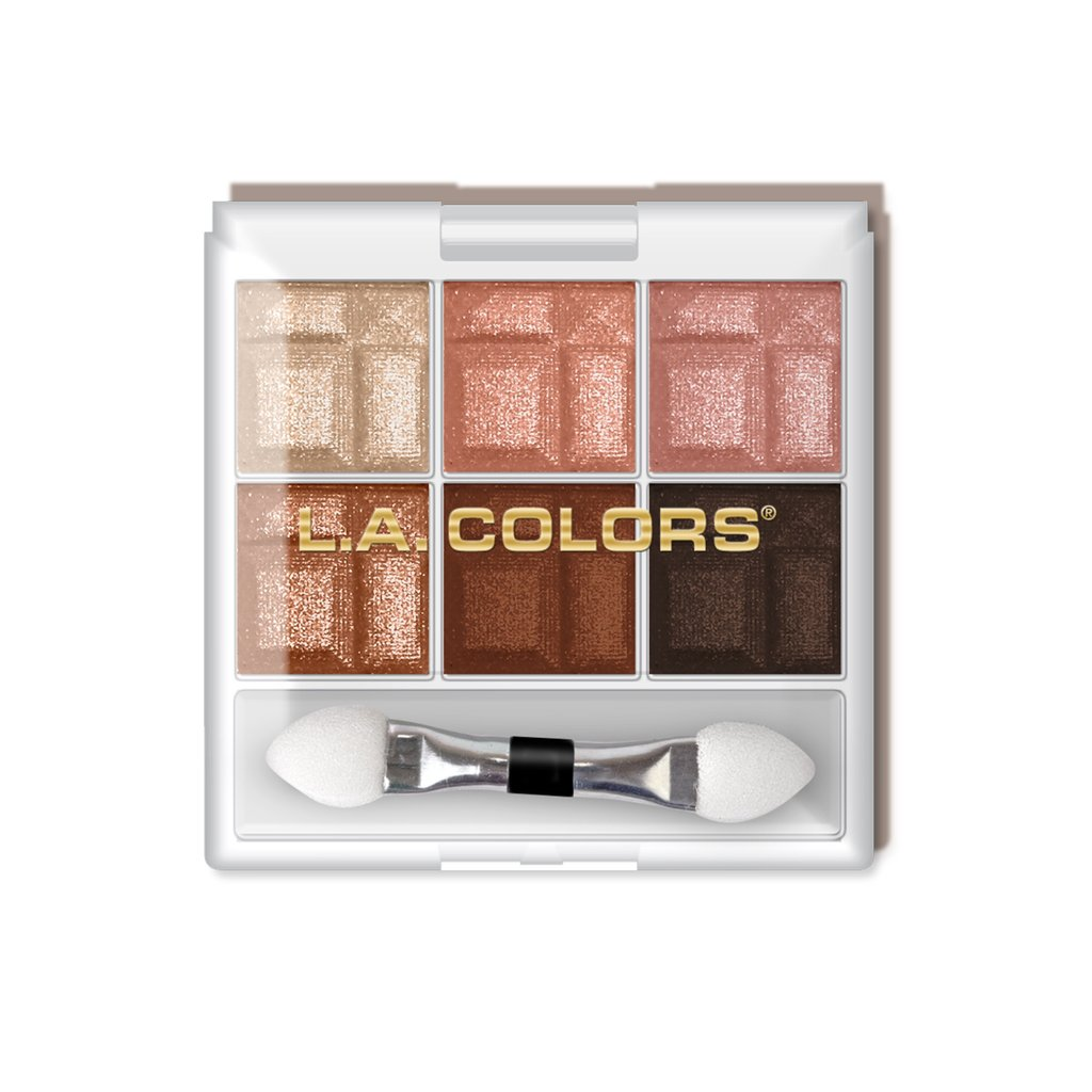 L.A. Colors 6 Color Eyeshadow