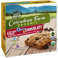 Cascadian Farm Organic Oats & Chocolate Soft Baked Squares