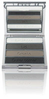 CARGO Essential Eye Shadow Palette, Smokey Grey, 1 ea