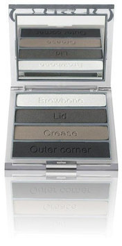 CARGO Essential Eye Shadow Palette, Smokey Grey, 1 ea