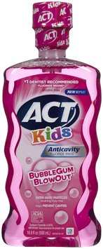 ACT Anti-Cavity Rinse Bubblegum Blowout, 16.9 oz - 1 ct.