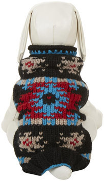 Chilly Dog Navajo Dog Sweater Size: X-Large (12