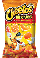Cheetos® Mix-Ups Flamin' Hot® & Cheezy Mix Flavored Snack Mix