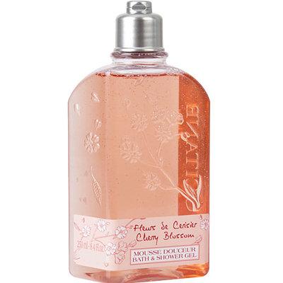 L'Occitane Cherry Blossom Bath And Shower Gel