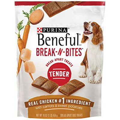 Beneful Break-N-Bites Tender With Real Chicken Carrots And Sweet Potatoes