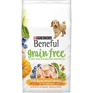 Beneful Dry Dog Food Grain Free With Real Chicken