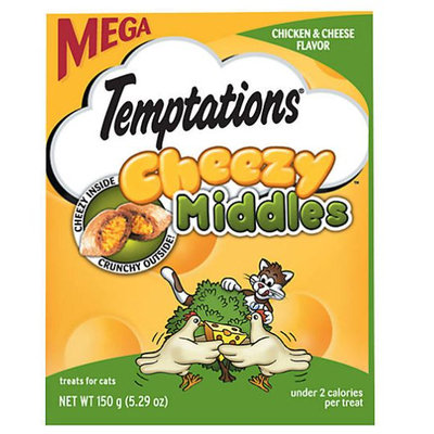 TEMPTATIONS™ Cheezy Middles Chicken And Cheese Flavor