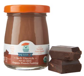 Petit Pot Dark Chocolate Pot De Crème