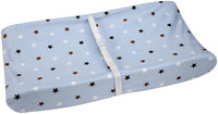 Crown Craft Carter's - Monkey Collection Changing Pad Cover