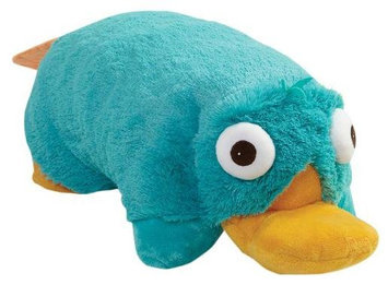 My Pillow Pets Disney Phineas & Ferb Perry Large 18 Plush Pillow