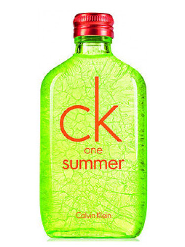 Calvin Klein ckone Summer 2012 Eau de Toilette