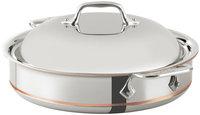 All Clad All-Clad Copper Core Sauteuse Pan, 3 quart