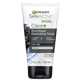 Garnier SkinActive Clean+ Blackhead Eliminating Scrub