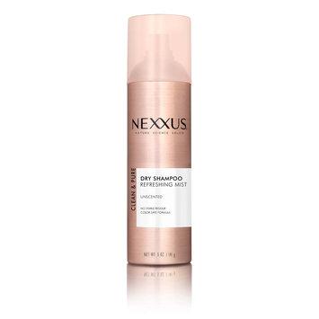 NEXXUS® CLEAN & PURE UNSCENTED DRY SHAMPOO
