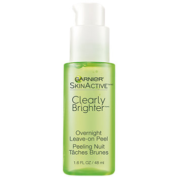 Garnier SkinActive Clearly Brighter Overnight Leave-On Peel