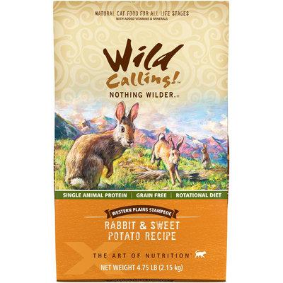 Wild Calling Plains Stampede Grain Free Rabbit and Sweet Potato