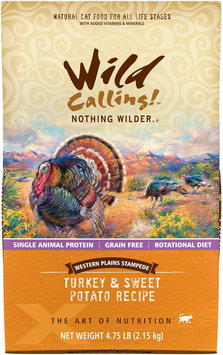 Wild Calling Plains Stampede Grain Free Salmon and Sweet Potato
