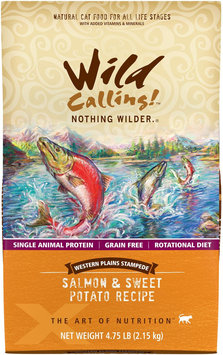 Wild Calling Plains Stampede Grain Free Turkey and Sweet Potato