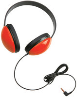 Califone Listening First Headphone - Red - 1 ct.