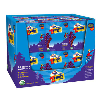 CLIF Kid® ZFruit Twisted Fruit Ropes Variety Pack