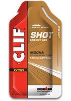 Clif Shot Energy Gel Mocha With Caffeine
