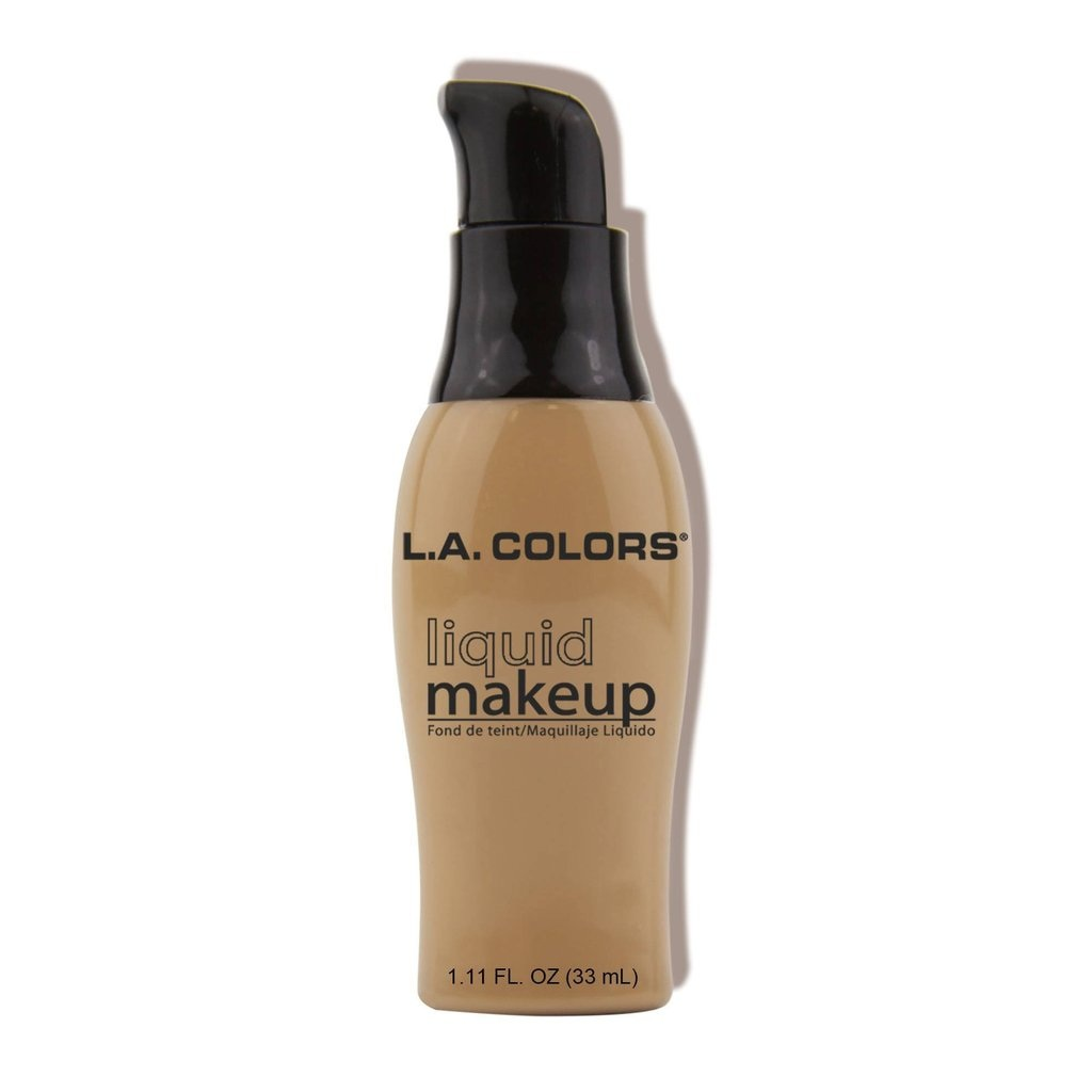 L.A. Colors Pump Liquid Makeup