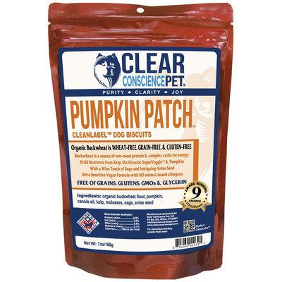 Clear Conscience Pet Clean Label Dog Treats - Pumpkin Patch