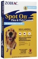 Zodiac Spot On Flea & Tick Control for Dogs