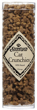 Creature Comforts Cat Crunchies