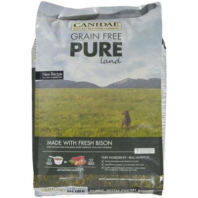 Canidae Pure Land Bison