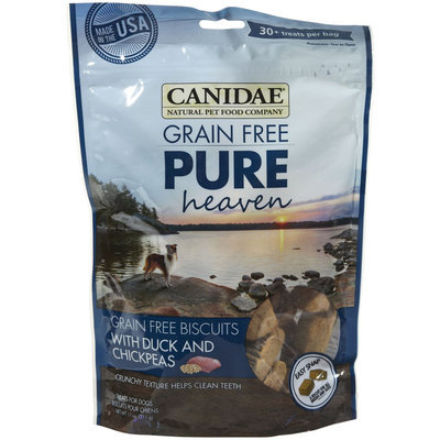 Canidae Grain Free Pure Heaven Biscuits - Duck & Chickpeas