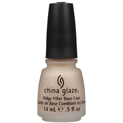 China Glaze Nail Polish, Ridge Filler