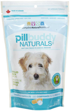Complete Natural Nutrition Pill Buddy Allergy - 5 oz