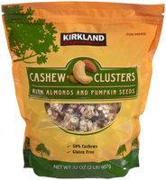 Kirkland Signature Kirkland Cashew Cluster, 32 oz