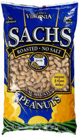 Sachs Sach's In Shell Peanuts Unsalted, 80 oz - 1 ct.